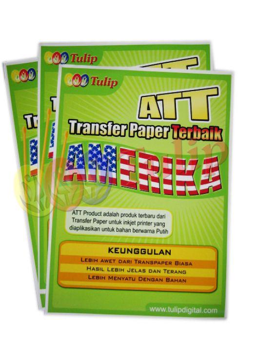 Transfer Paper ATT @10 lbr